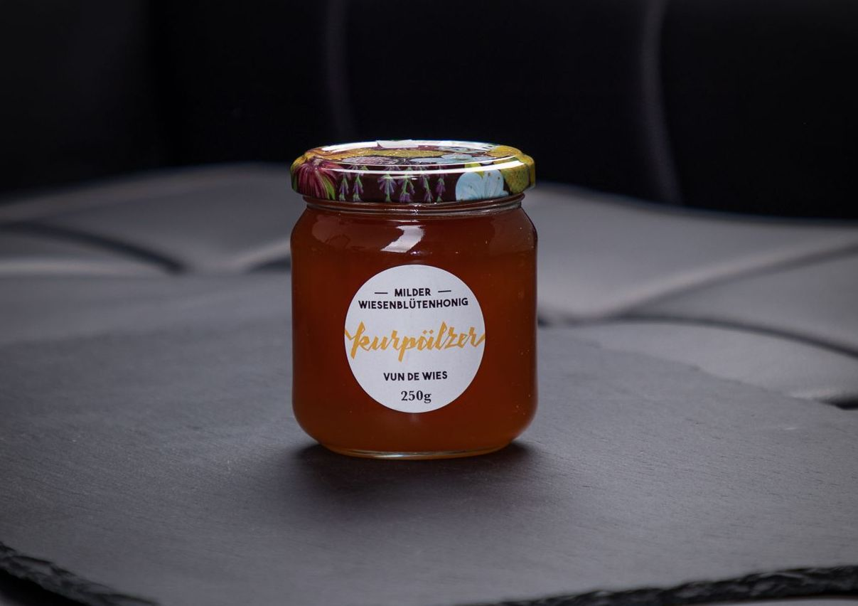 Kurpälzer Honig - milder Wiesenblütenhonig