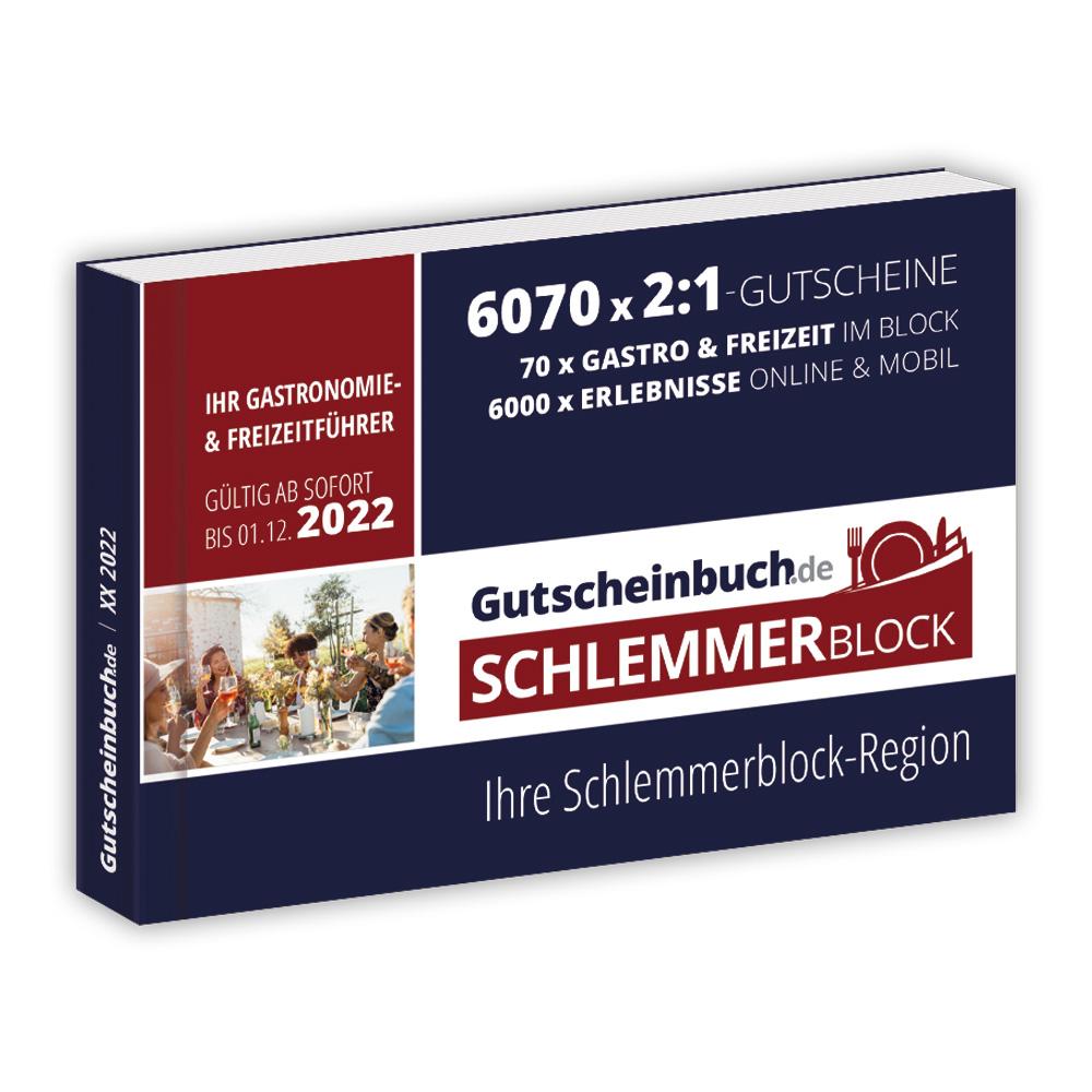 Schlemmerblock 2022 - Region Heidelberg