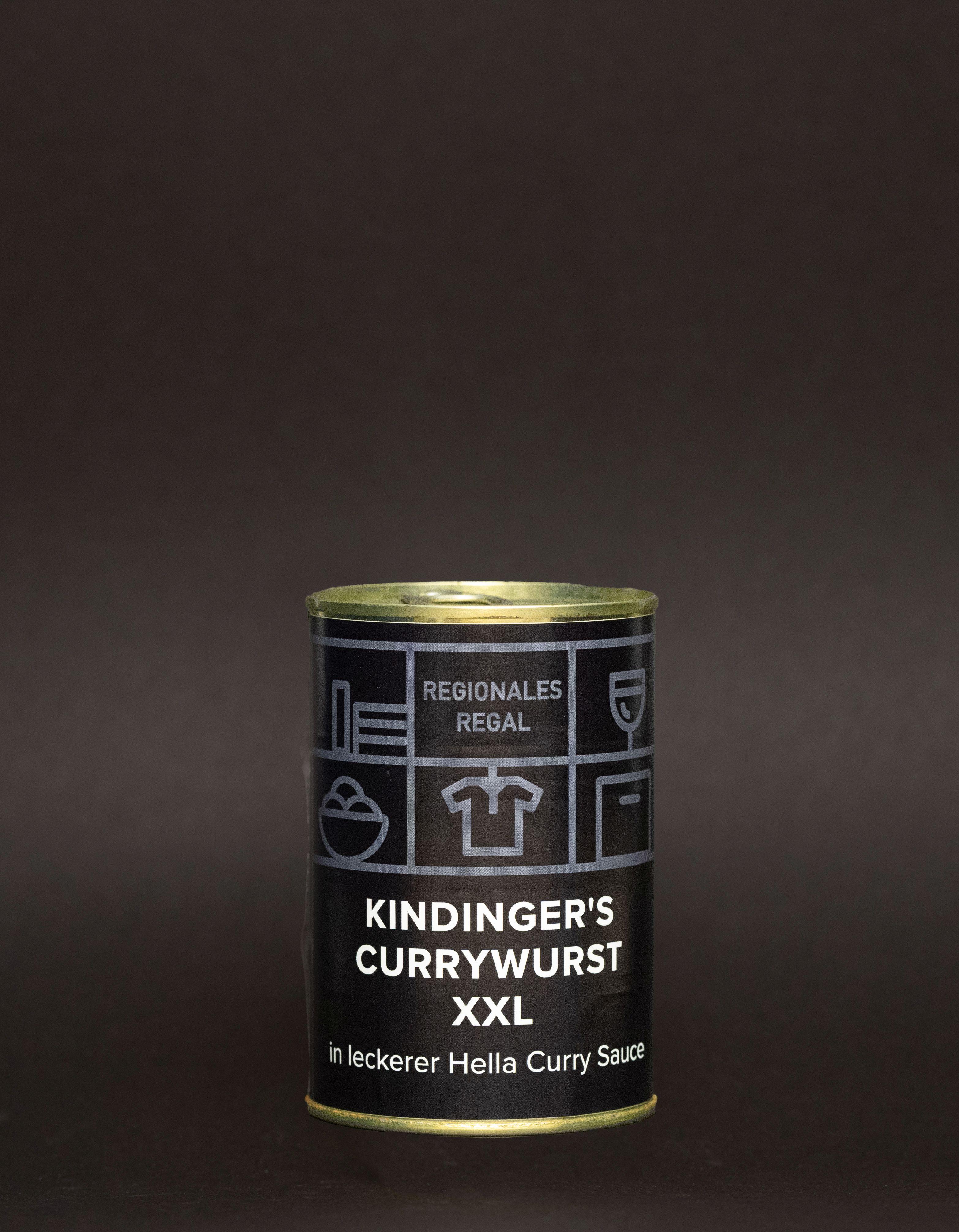 Kindinger Currywurst