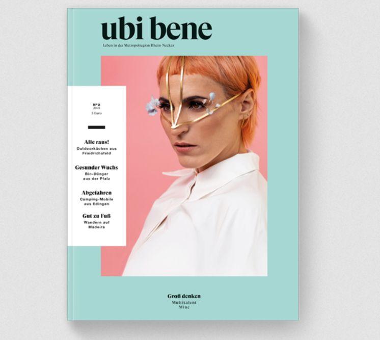 Ubi bene - Das Lifestyle-Magazin der Metropolregion