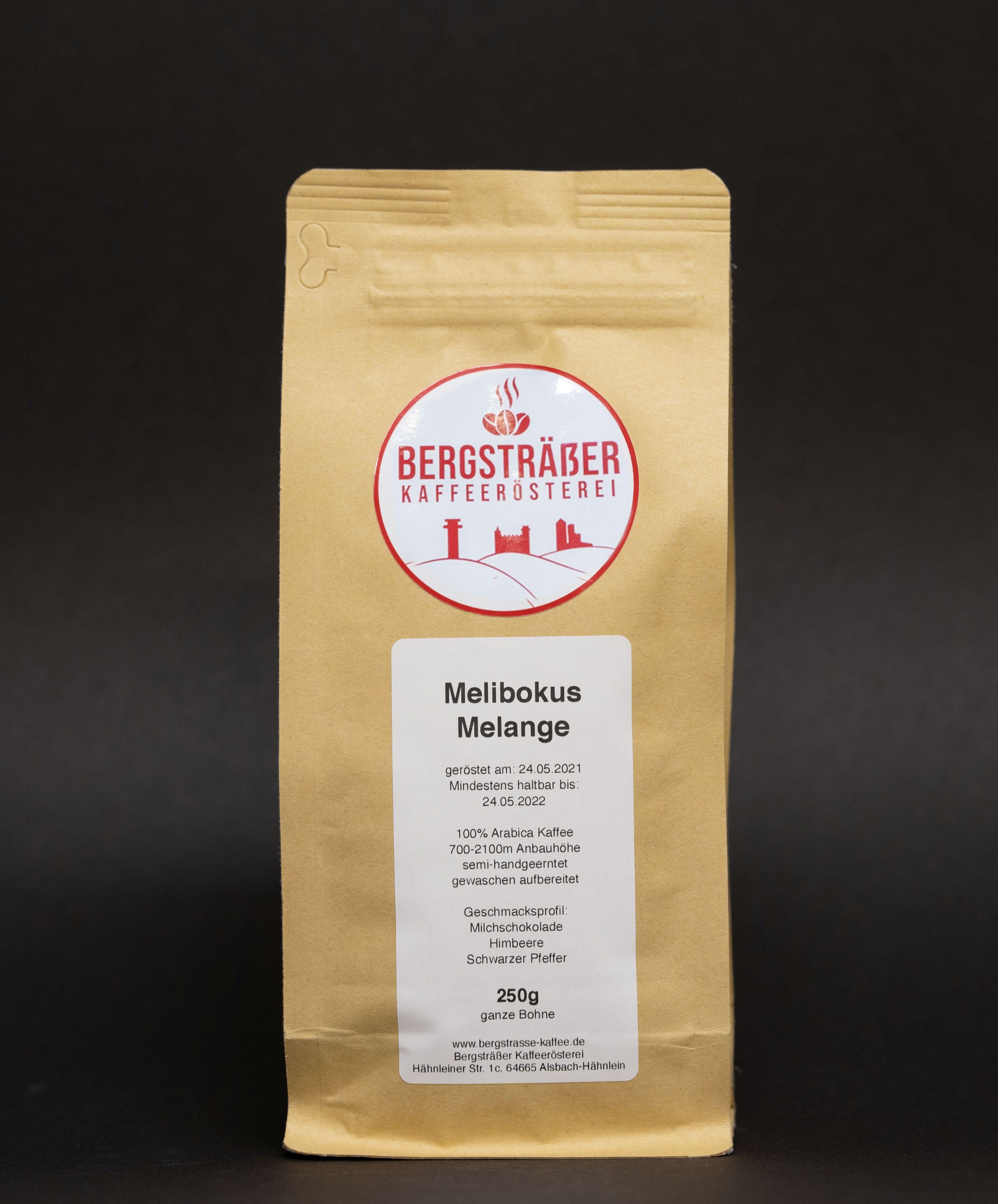 Melibokus Melange - Kaffee